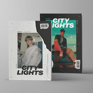 BAEK HYUN (EXO) 1ST MINI ALBUM 'CITY LIGHTS'