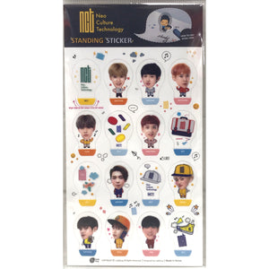 NCT Standing Sticker
