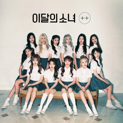LOONA FIRST MINI ALBUM '++' [LIMITED VER.]