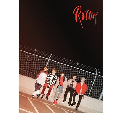 B1A4 7TH MINI ALBUM 'ROLLING'