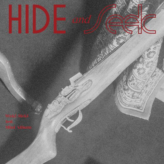 WEKI MEKI 3RD MINI ALBUM 'HIDE AND SEEK'