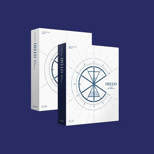 CIX 3RD MINI ALBUM 'HELLO CHAPTER 3. HELLO, STRANGE TIME'
