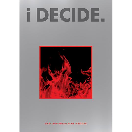 iKON 3RD MINI ALBUM 'i DECIDE'