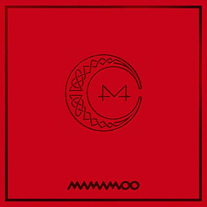 MAMAMOO 7TH MINI ALBUM 'RED MOON' +Poster