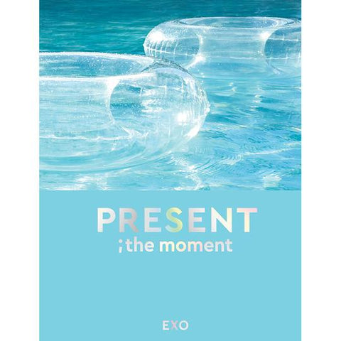 EXO 'PRESENT ; THE MOMENT' PHOTO BOOK