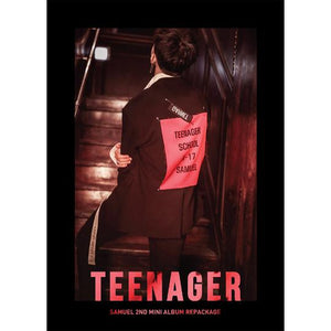 SAMUEL 2ND MINI REPACKAGE ALBUM 'TEENAGER'