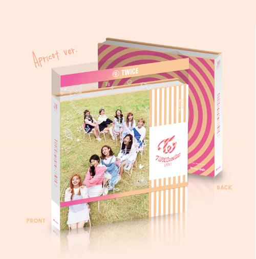 TWICE 3RD MINI ALBUM 'TWICECOASTER : LANE 1'