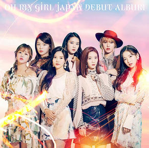 OH MY GIRL JAPAN DEBUT ALBUM + POSTER