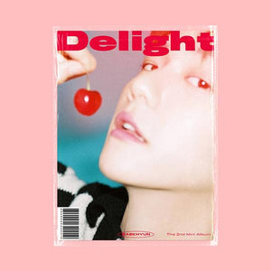 BAEK HYUN (EXO) 2ND MINI ALBUM 'DELIGHT' CHEMISTRY VER.