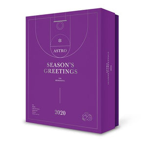 ASTRO '2020 SEASON'S GREETINGS'