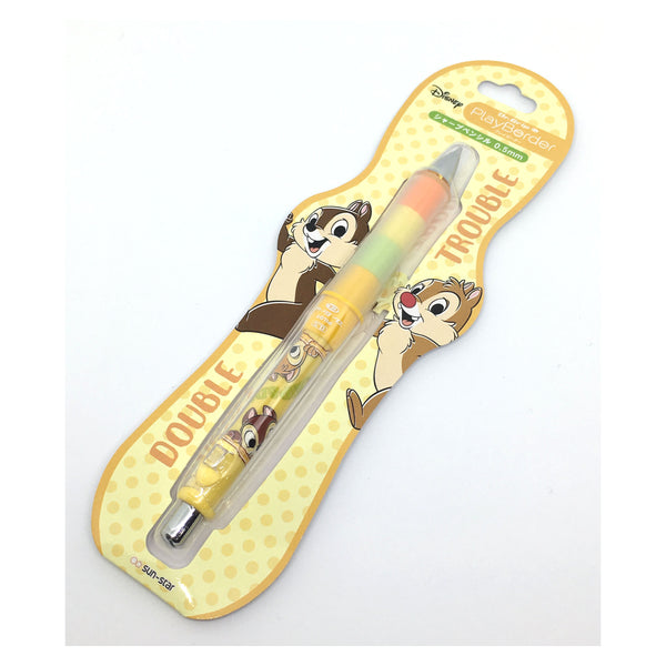 Dr. Grip PlayBorder Mechanical Pencil (Chip and Dale)