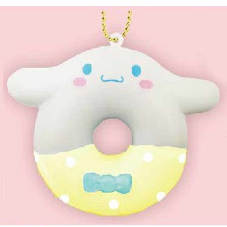 Sanrio Cinnamon Roll Donuts Squishy Chain
