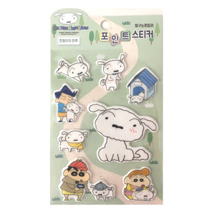 Crayon Shinchan Sticker Set