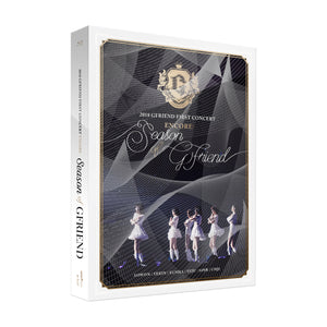 GFRIEND '2018 GFRIEND FIRST CONCERT SEASON OF GFRIEND' ENCORE Blu-Ray
