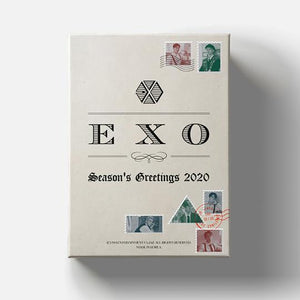EXO 2020 SEASON'S GREETINGS