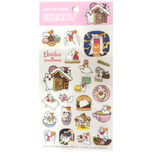 Ebichu Food Sticker Set