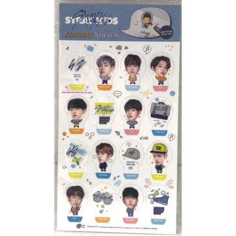 STRAY KIDS Standing Sticker