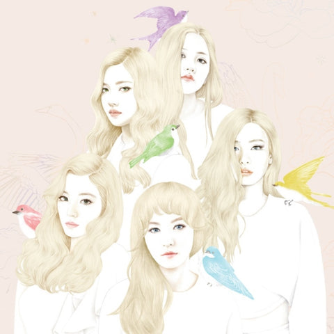 Red Velvet - Mini Album Vo.1 [Ice Cream Cake] (Random Cover)