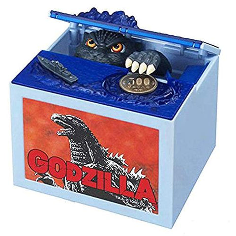 GODZILLA COIN STEALING BANK