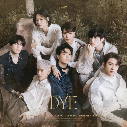 GOT7 MINI ALBUM 'DYE'