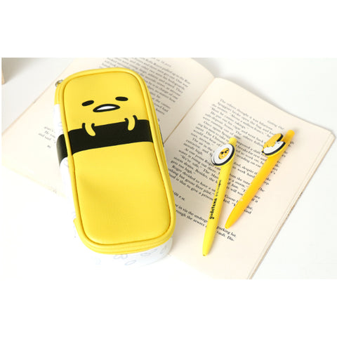 Gudetama Pencil Pouch (Egg Sushi)