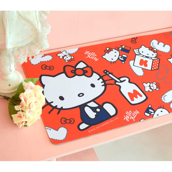 Hello Kitty Wide Big Mouse Pad