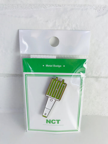 NCT METAL BADGE