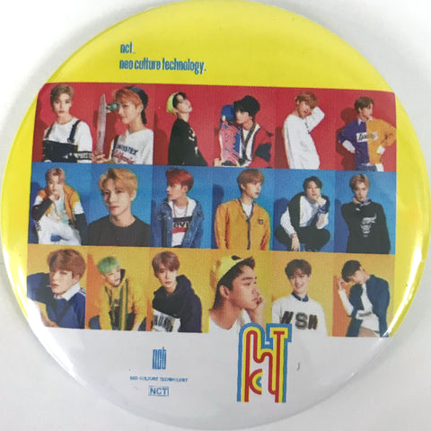 NCT 2018 PIN BADGE Ver. 2