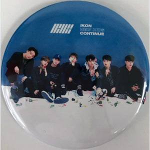 iKON PIN BADGE