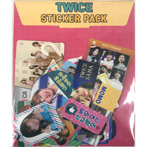 TWICE Sticker Pack