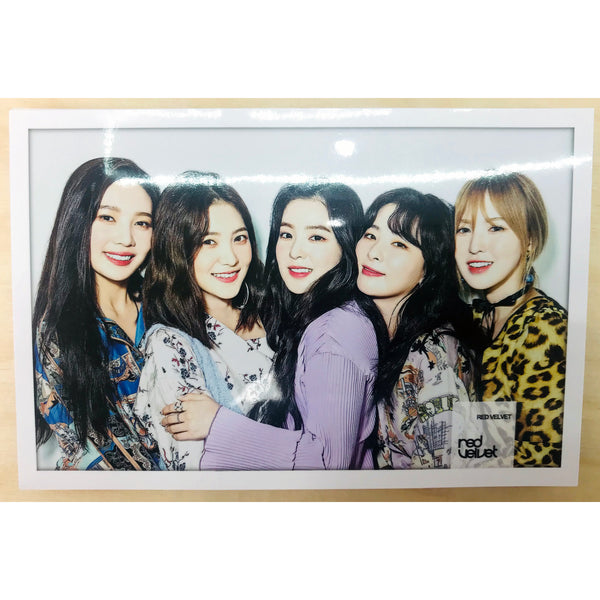 RED VELVET Photo Stand Set