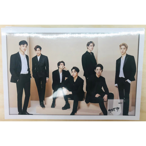 GOT7 Photo Stand Set