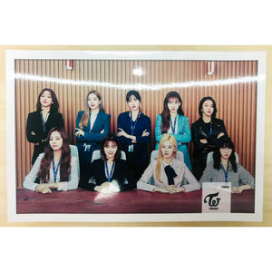 TWICE Photo Stand Set