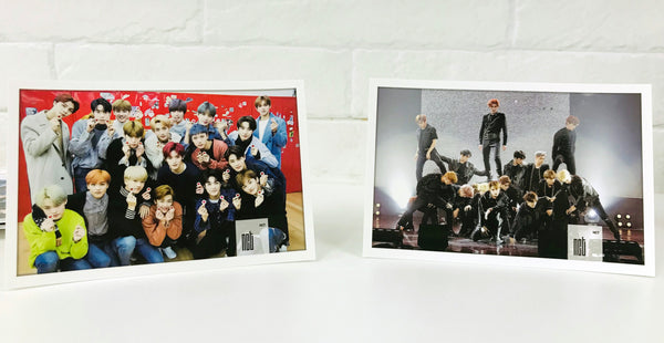 NCT Photo Stand Set