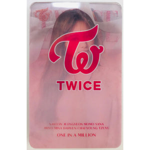 Twice Transparent Cards Ver. 2