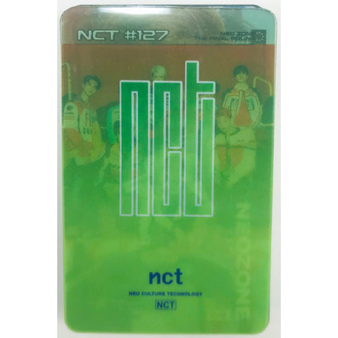 NCT Transparent Cards (v.2)