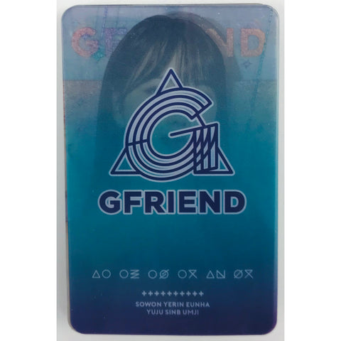 G-Friend Transparent Cards (v.2)