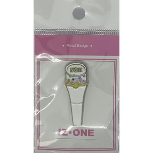 Izone Metal Badge