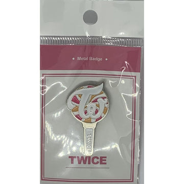 twice-metal-badge