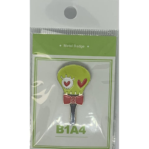 B1A4 Metal Badge