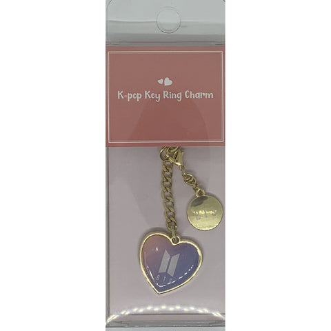 BTS Key Ring Charm