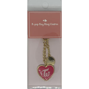 TWICE Key Ring Charm