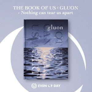 DAY6 (EVEN OF DAY) 'THE BOOK OF US : GLUON – NOTHING CAN TEAR US APART'