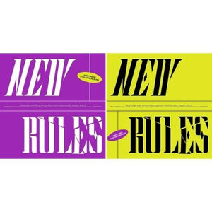 WEKI MEKI 4TH MINI ALBUM 'NEW RULES'