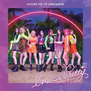 NATURE 1ST MINI ALBUM 'I'M SO PRETTY'