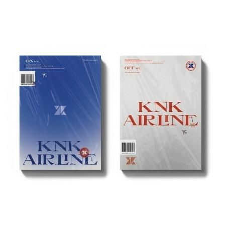 KNK 3RD MINI ALBUM 'KNK AIRLINE'