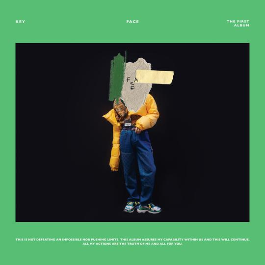 KEY (SHINEE) 1ST ALBUM 'FACE'