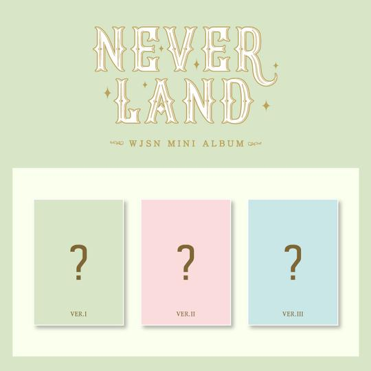 WJSN (COSMIC GIRLS) MINI ALBUM 'NEVERLAND'