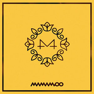 MAMAMOO 6TH MINI ALBUM 'YELLOW FLOWER'