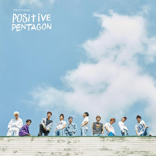 PENTAGON 6TH MINI ALBUM 'POSITIVE'